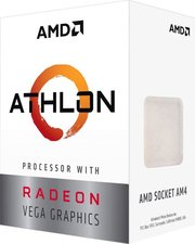 AMD Athlon 200GE фото