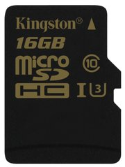 Kingston Gold microSDHC UHS-I U3 фото